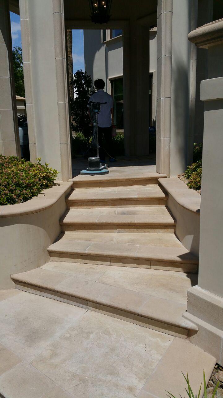 Stone Restoring LV