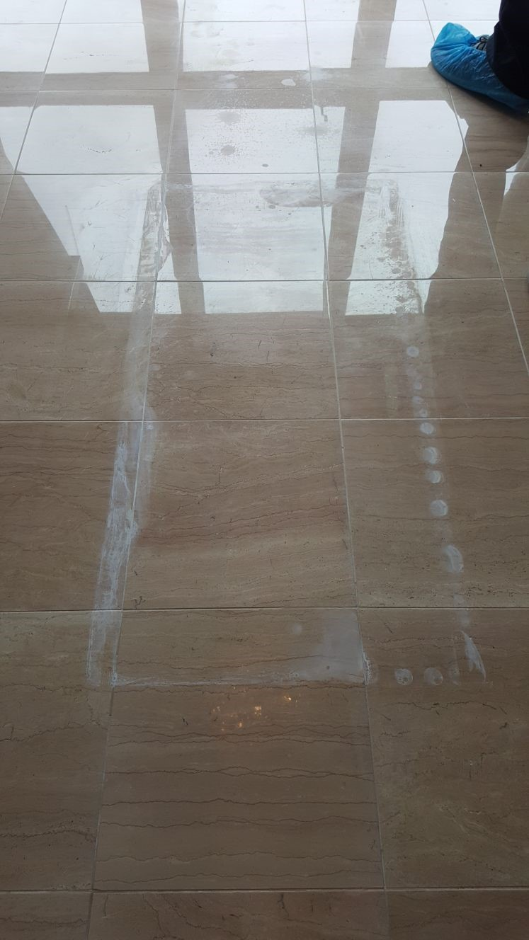 Silver State Floor Restoration - Silverado Ranch, NV