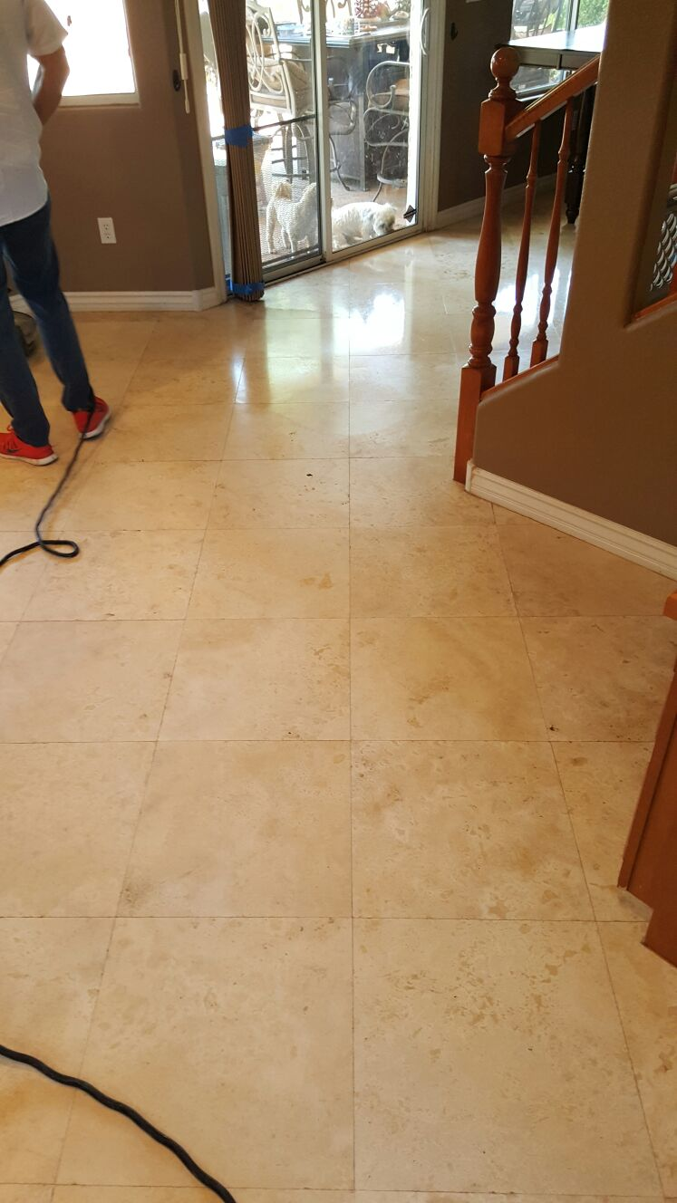 Ceramic Tile Restoration Las Vegas NV