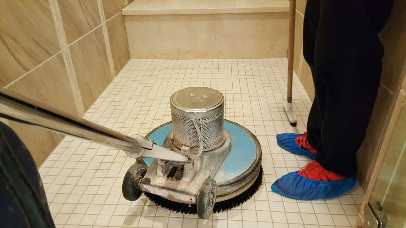 Shower Tile Polishing Las Vegas NV