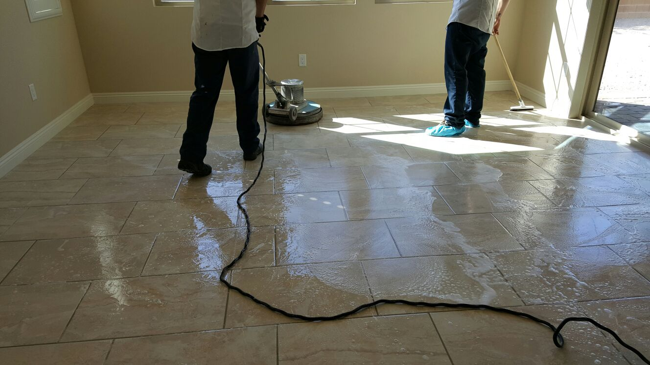 Hardwood Floor Cleaning LV