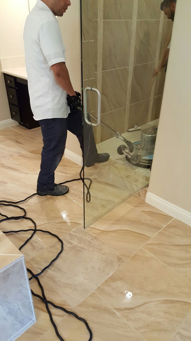 Tile & Grout Sealing LV