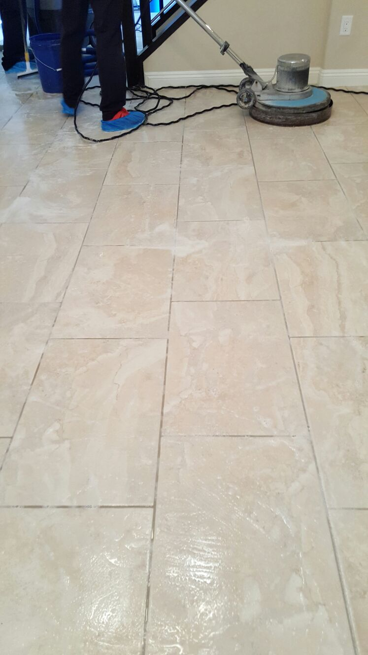 Tile Restoration LV