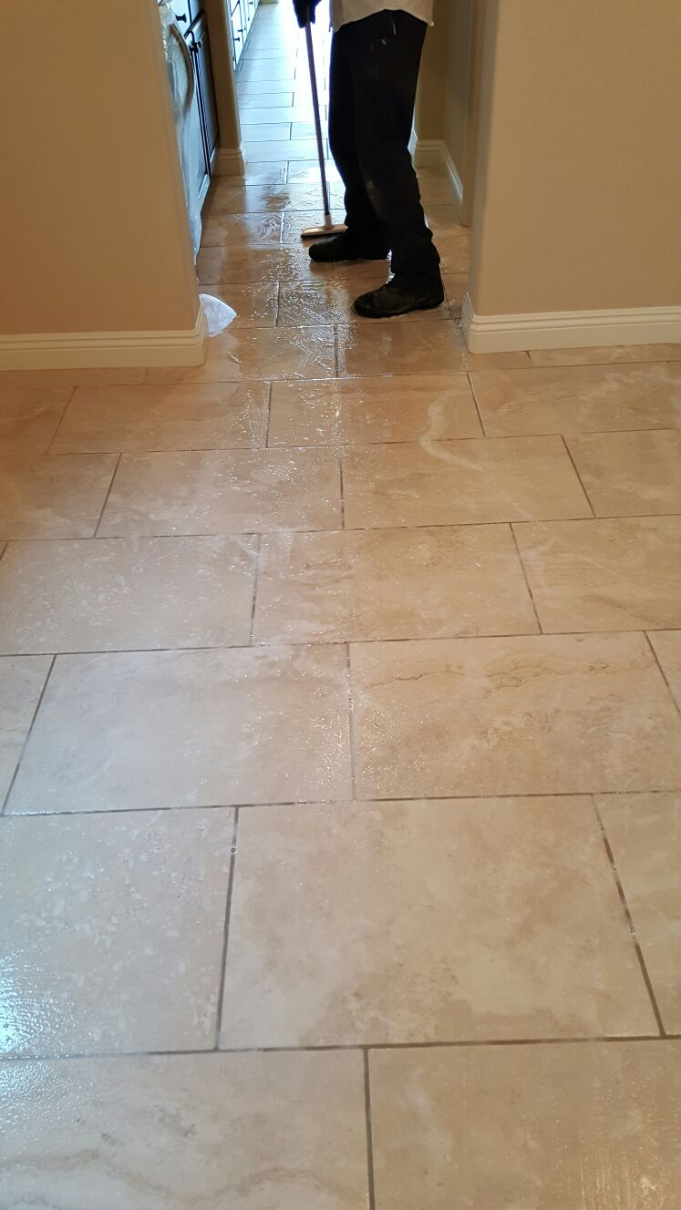 Tile & Grout Polishing LV