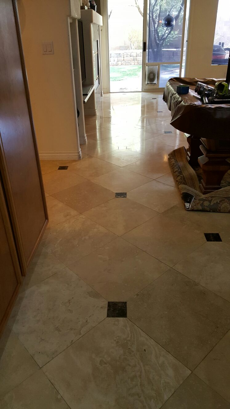Ceramic Tile Sealing LV