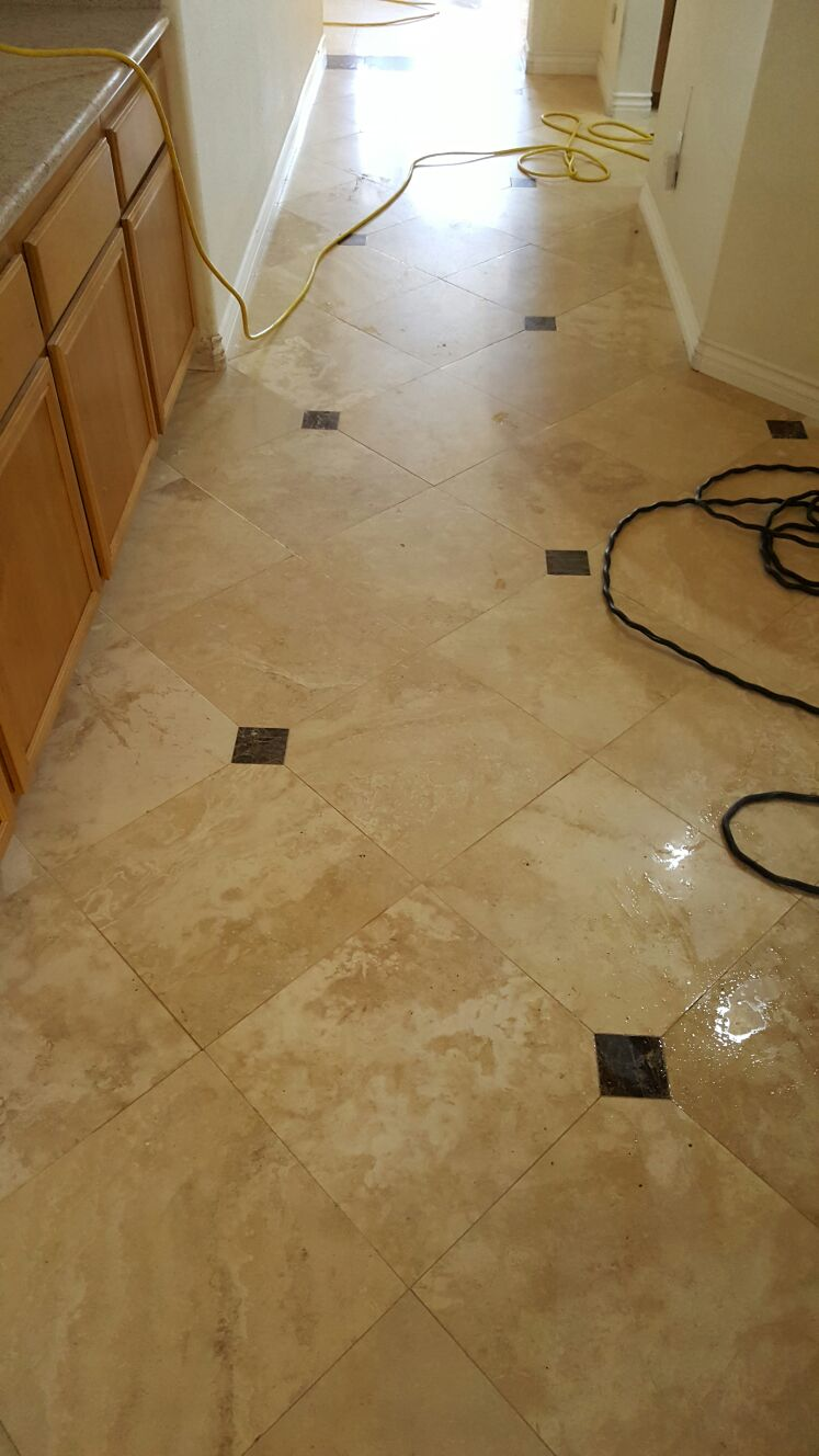 Bathroom Floor Cleaning LV
