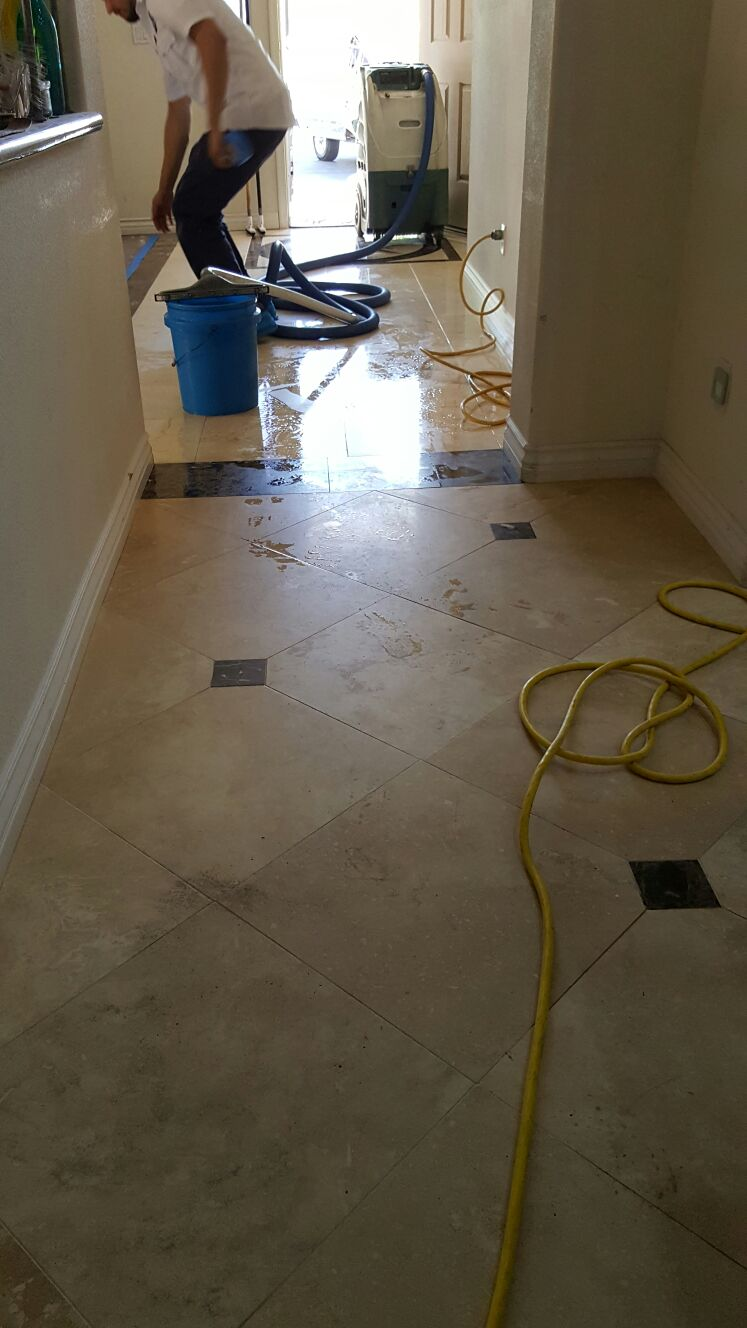 Shower Tile Cleaning LV