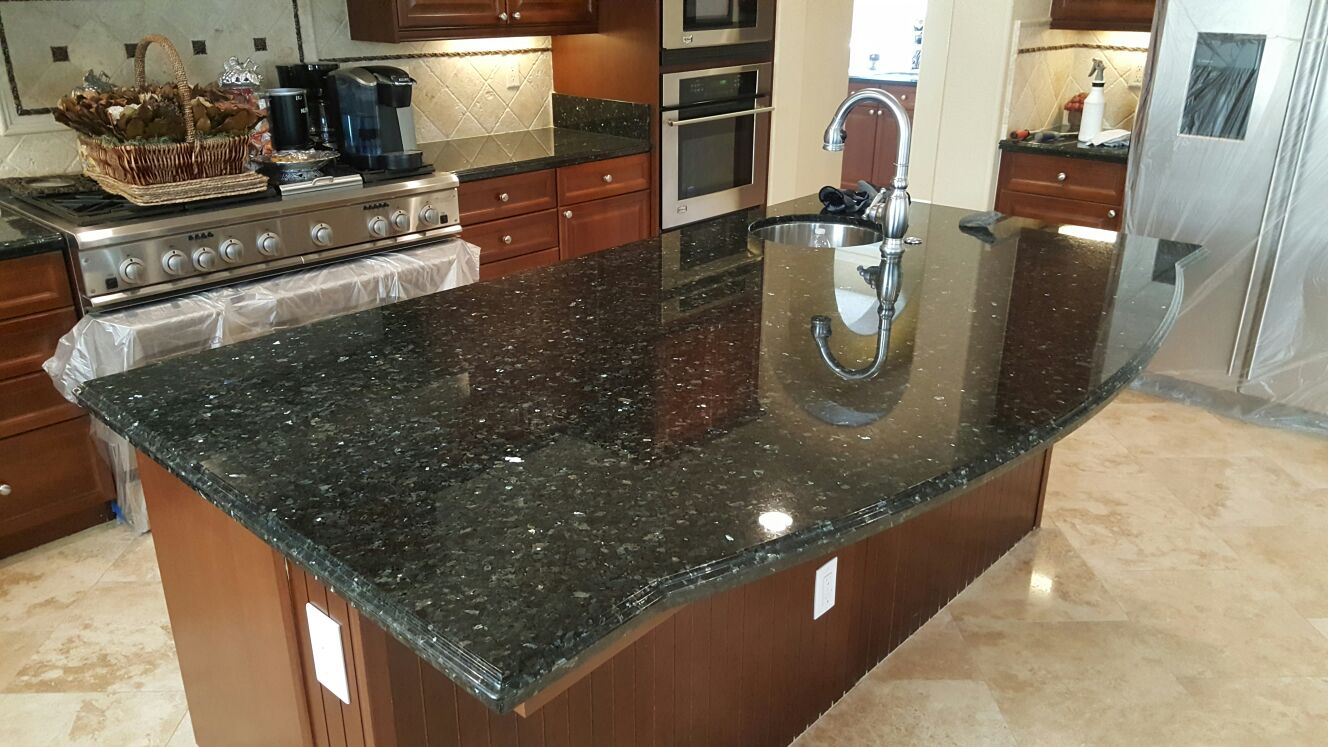 Countertop Sealing LV