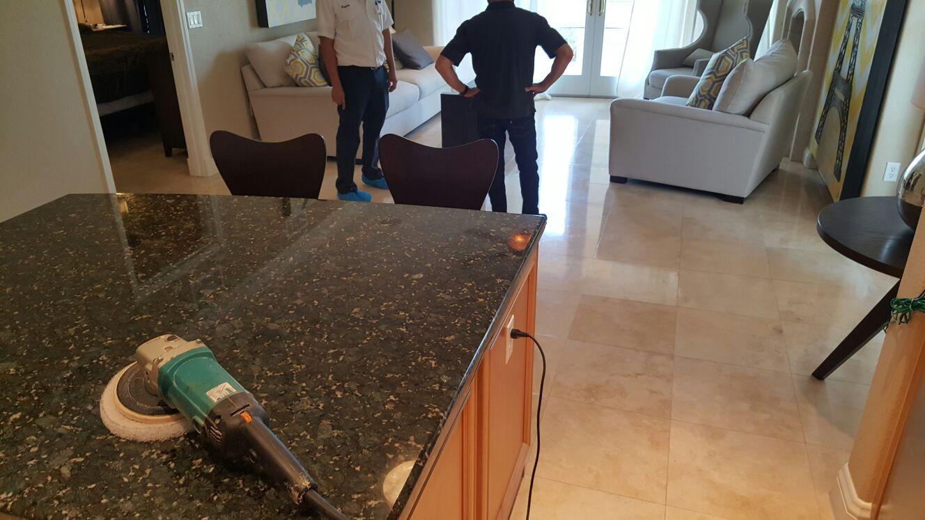 Floor Restoring LV NV