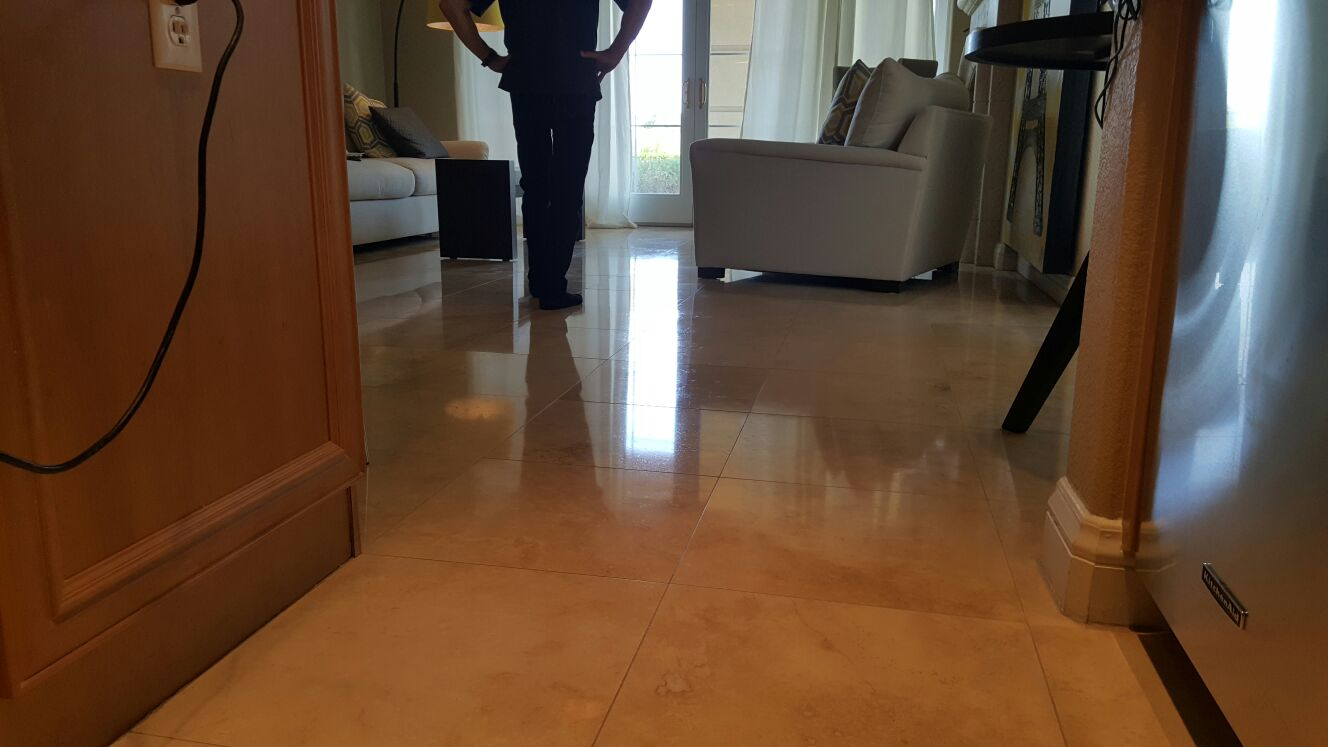 Silver State Floor Restoration - Blue Diamond, NV