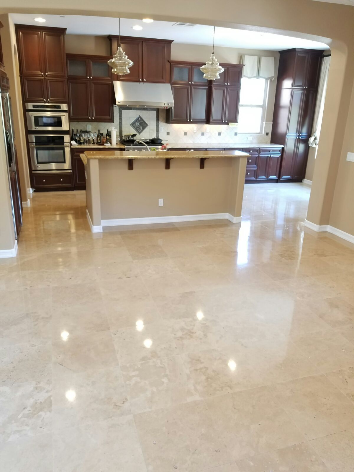 Travertine Refinishing LV NV
