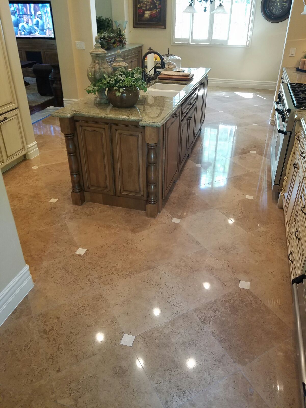Flagstone Polishing LV NV