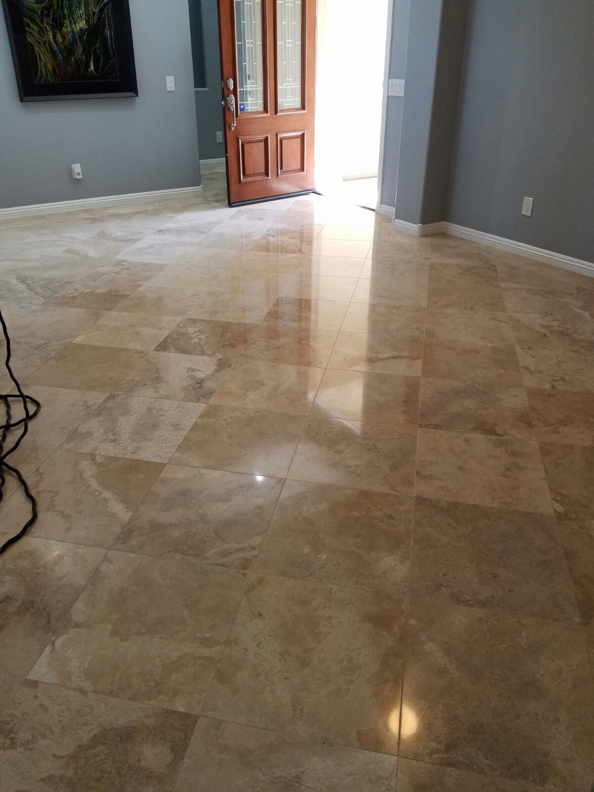 Kitchen Floor Polishing LV NV