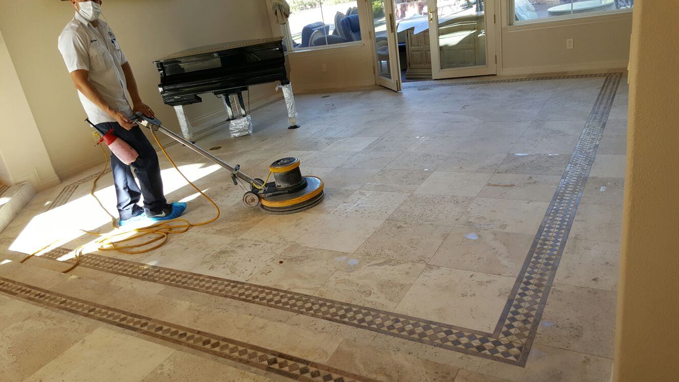 Silver State Floor Restoration - Rhodes Ranch, NV