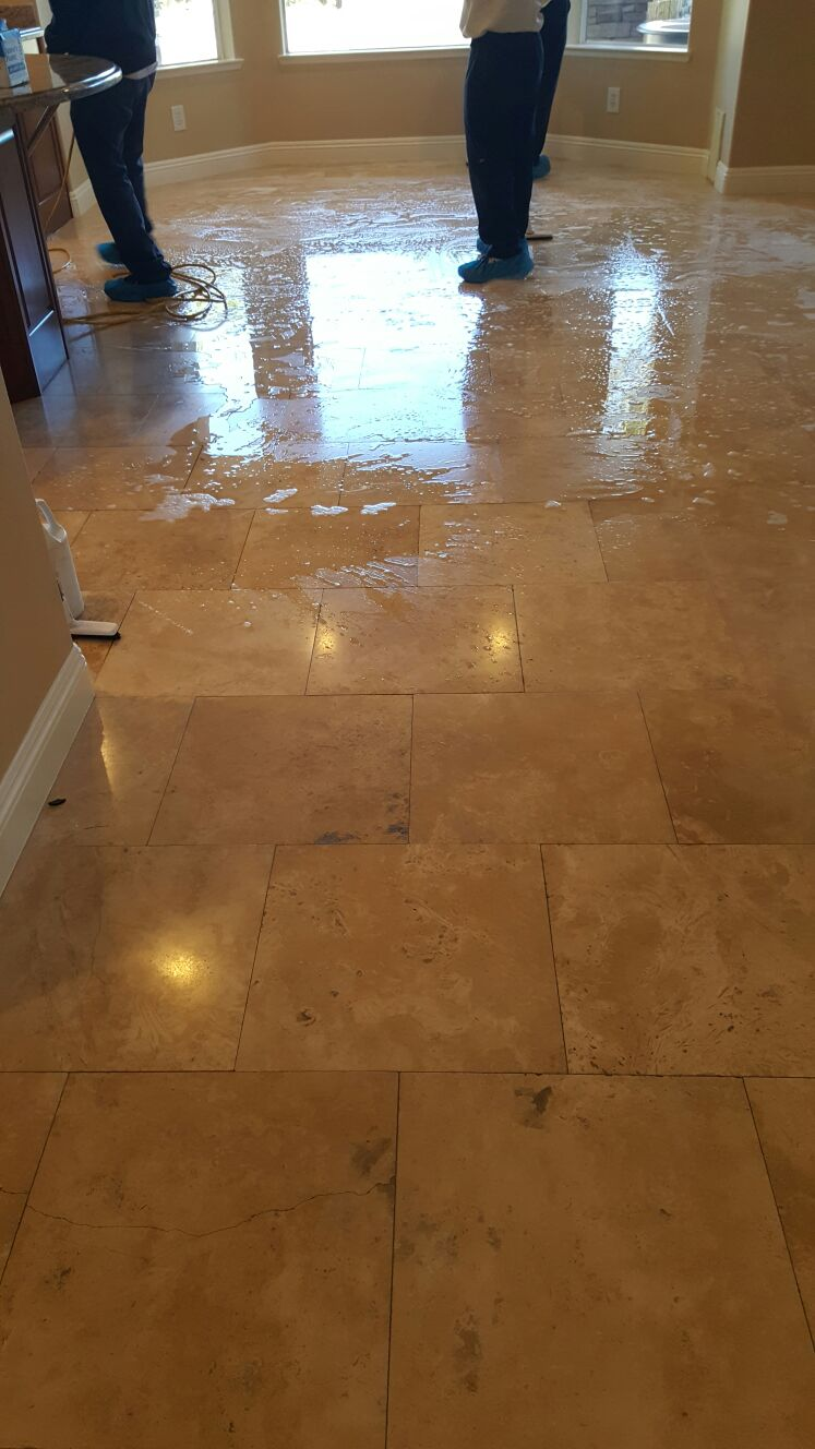 Silver State Floor Restoration - The Ridges, NV