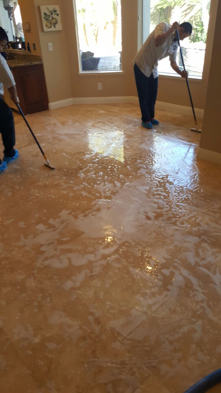 Silver State Floor Restoration - The Lakes, NV