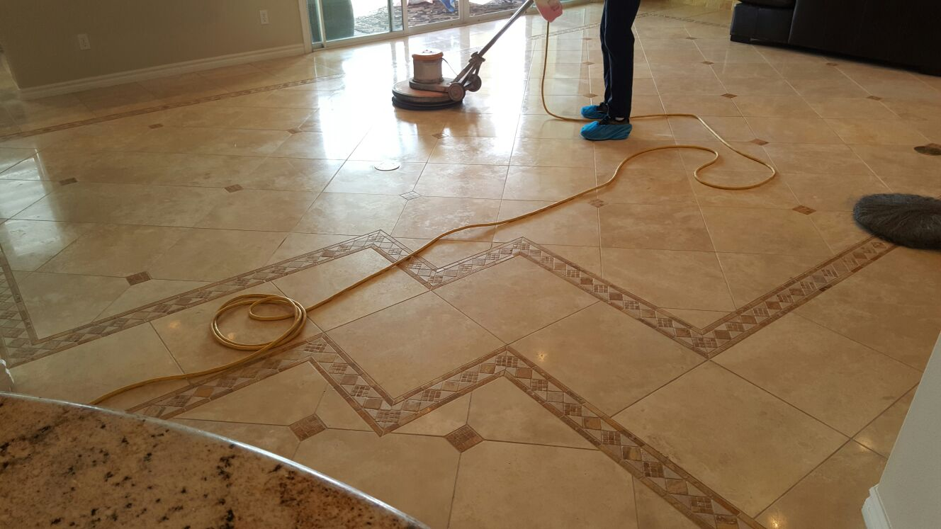 Silver State Floor Restoration - Spanish Trails, NV