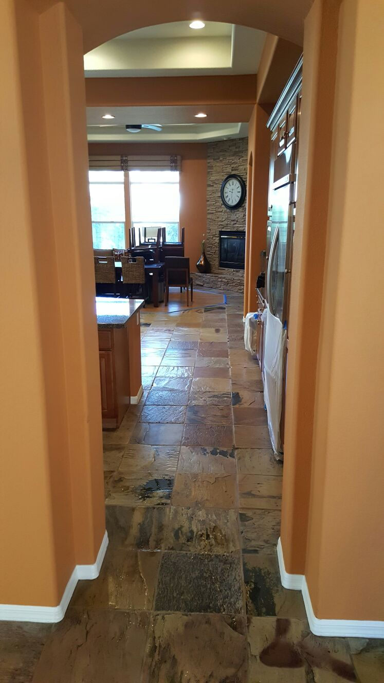 Silver State Floor Restoration - Mountain's Edge, NV