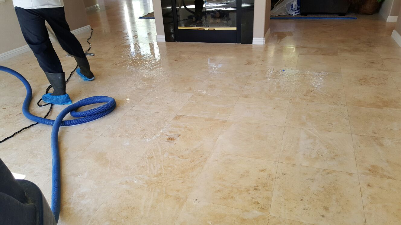 Silver State Floor Restoration - Tivoli Village, NV