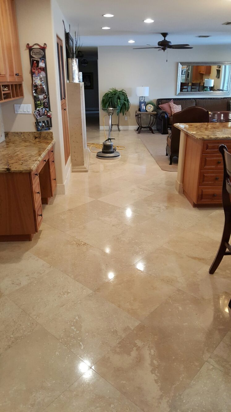 Porcelain Tile Restoration
