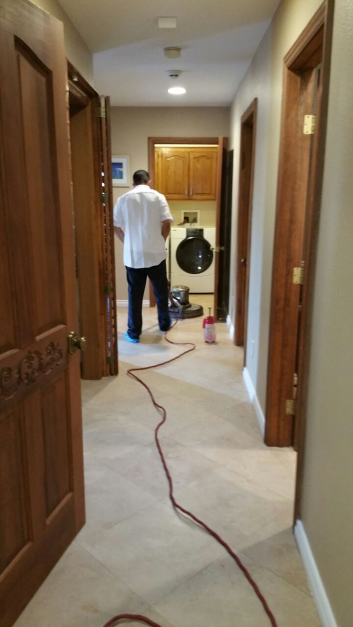 Ceramic Tile Cleaning LV