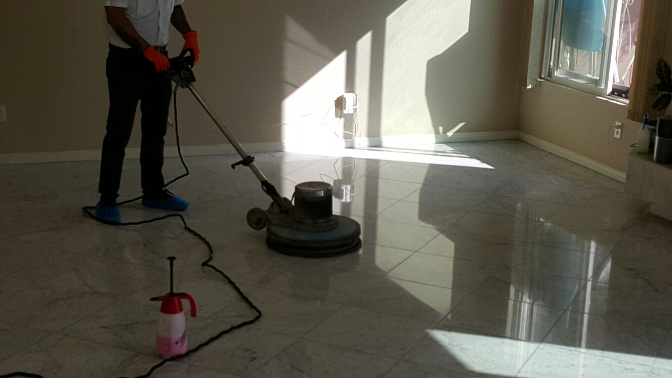 Silver State Floor Restoration - Roma Hills, NV