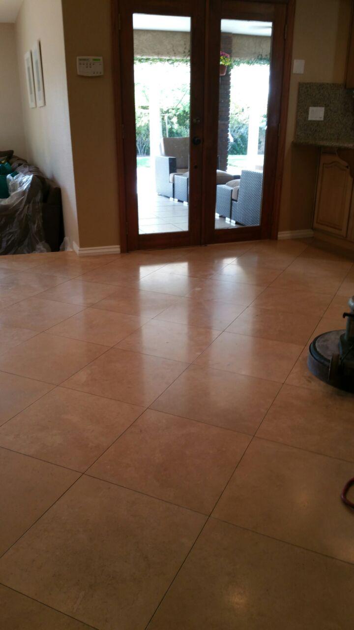 Hard Floor Restoring LV