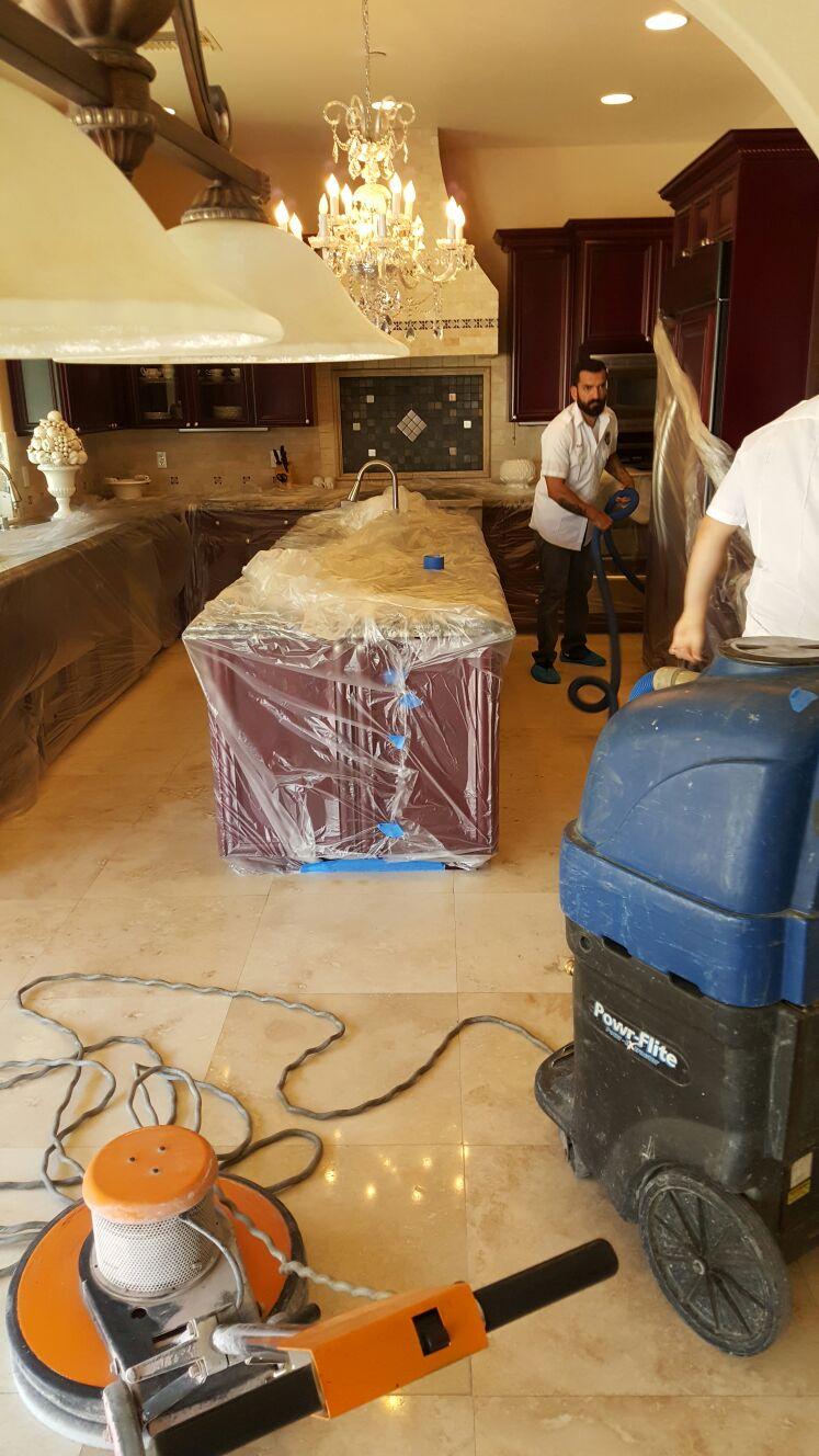 Countertop Sealing