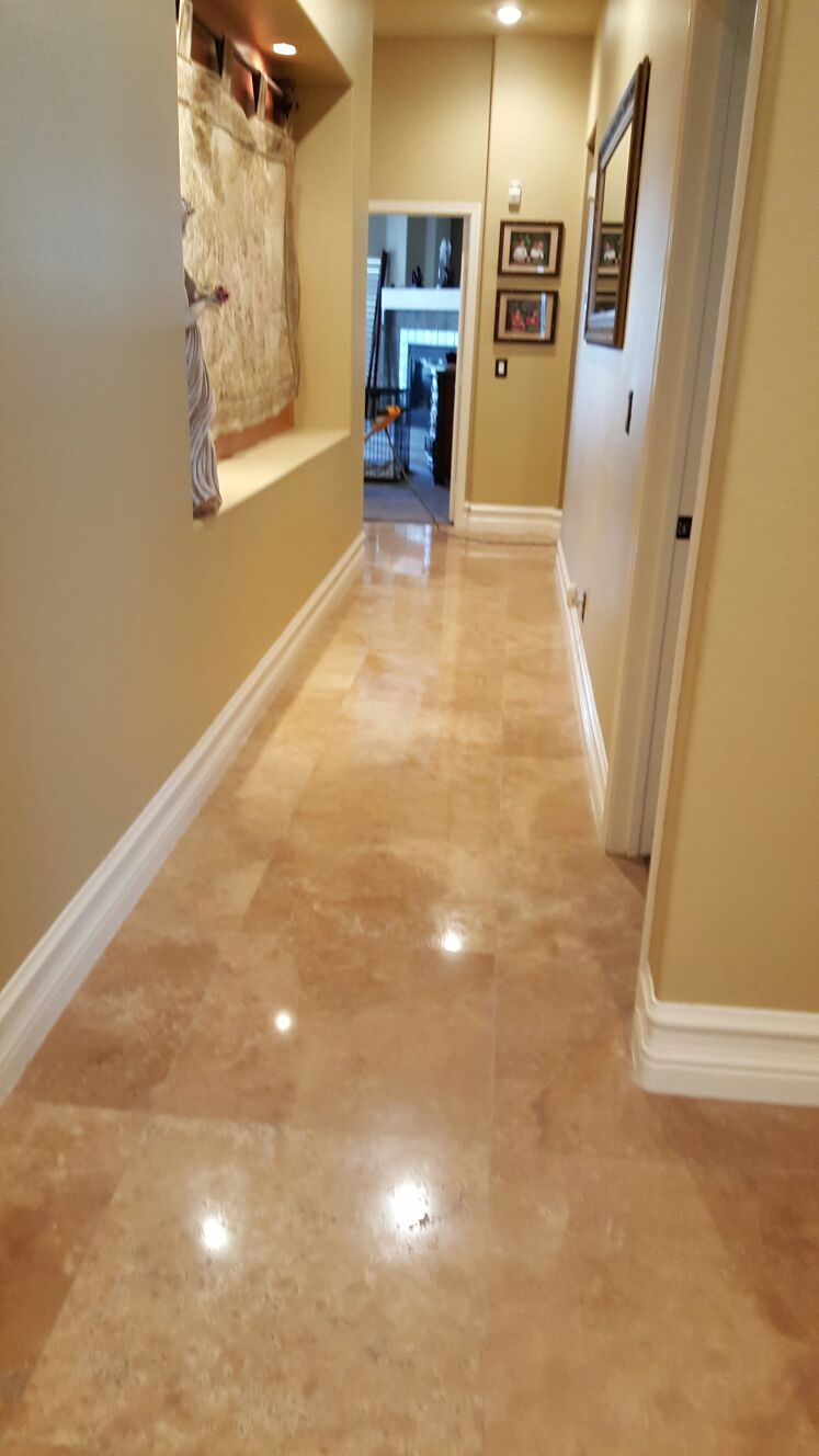 Vinyl Composite Tile Cleaning Las Vegas