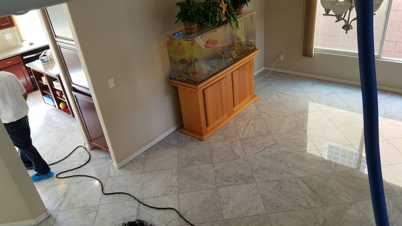 Silver State Floor Restoration - Southern Highlands, NV