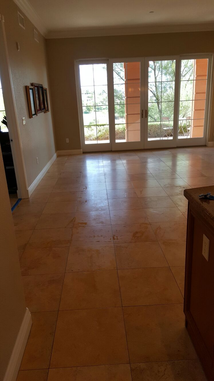 Natural Stone Cleaning Las Vegas