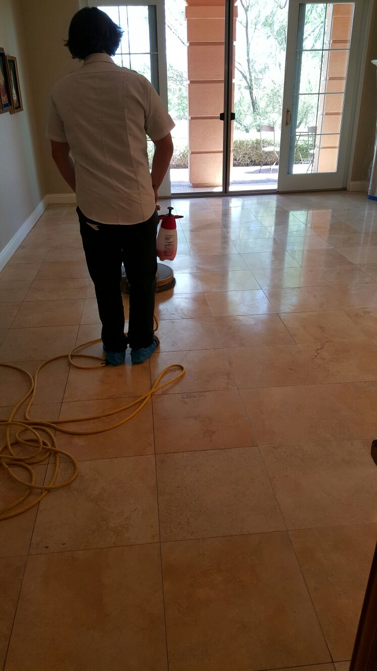 Natural Stone Sealing Las Vegas