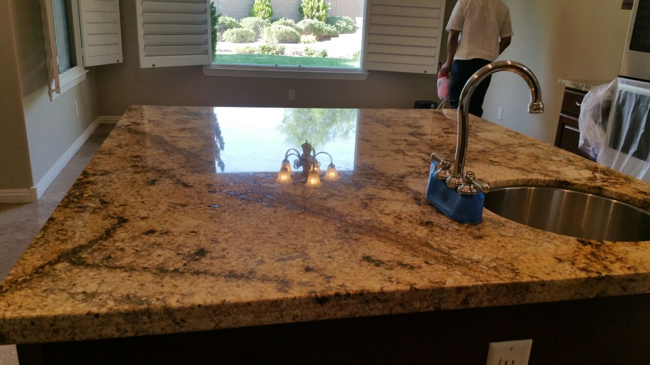 Natural Stone Polishing Las Vegas