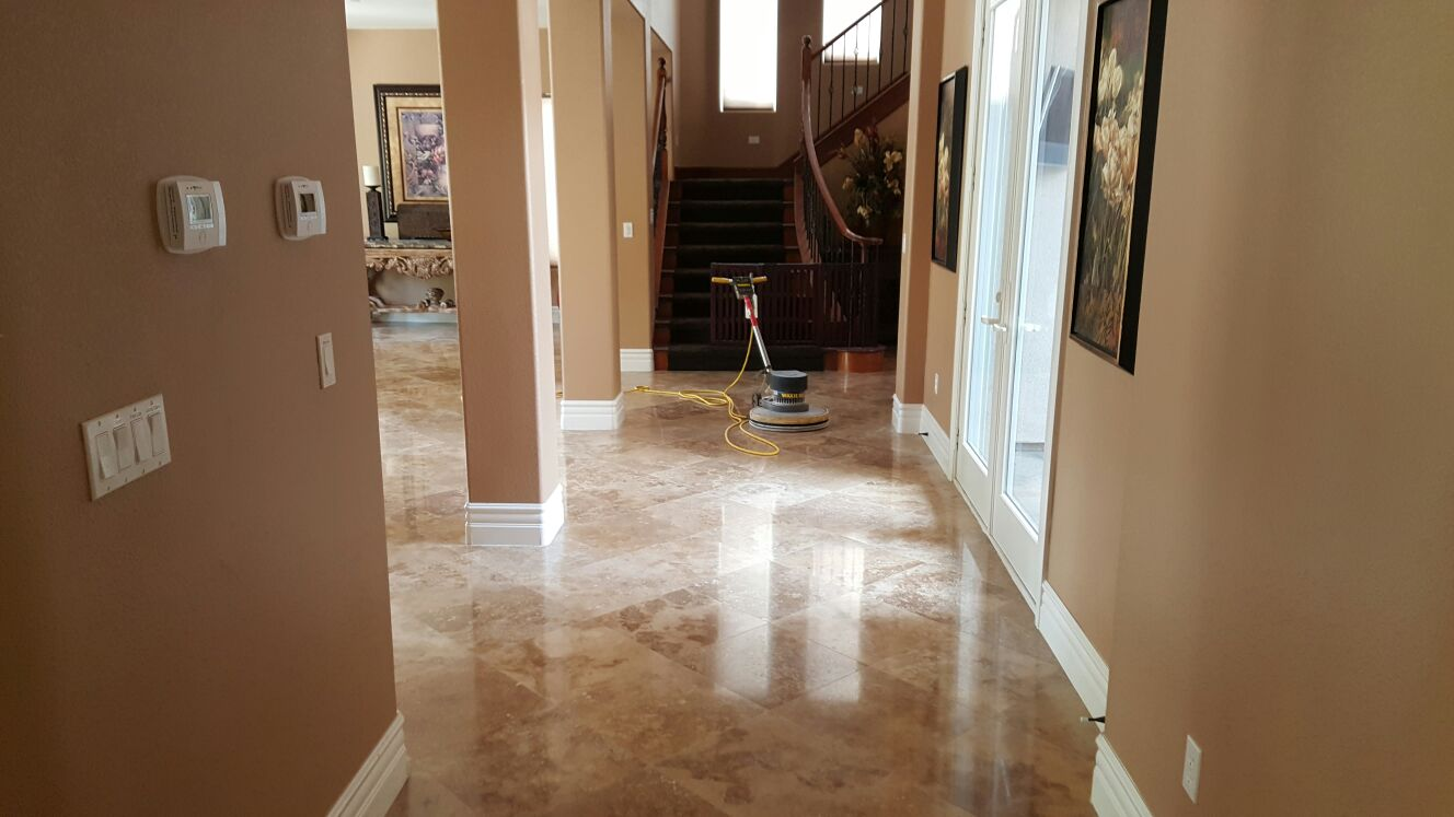 Stone Cleaning Las Vegas