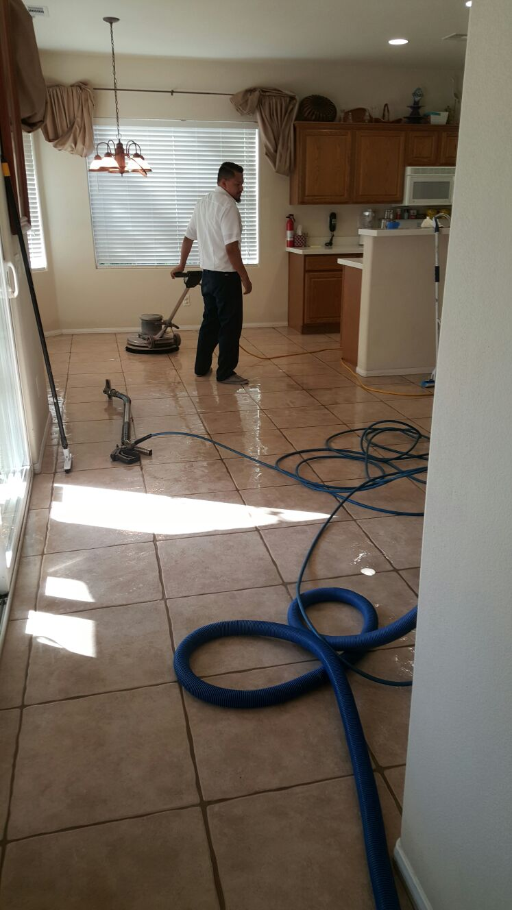 Travertine Cleaning Las Vegas