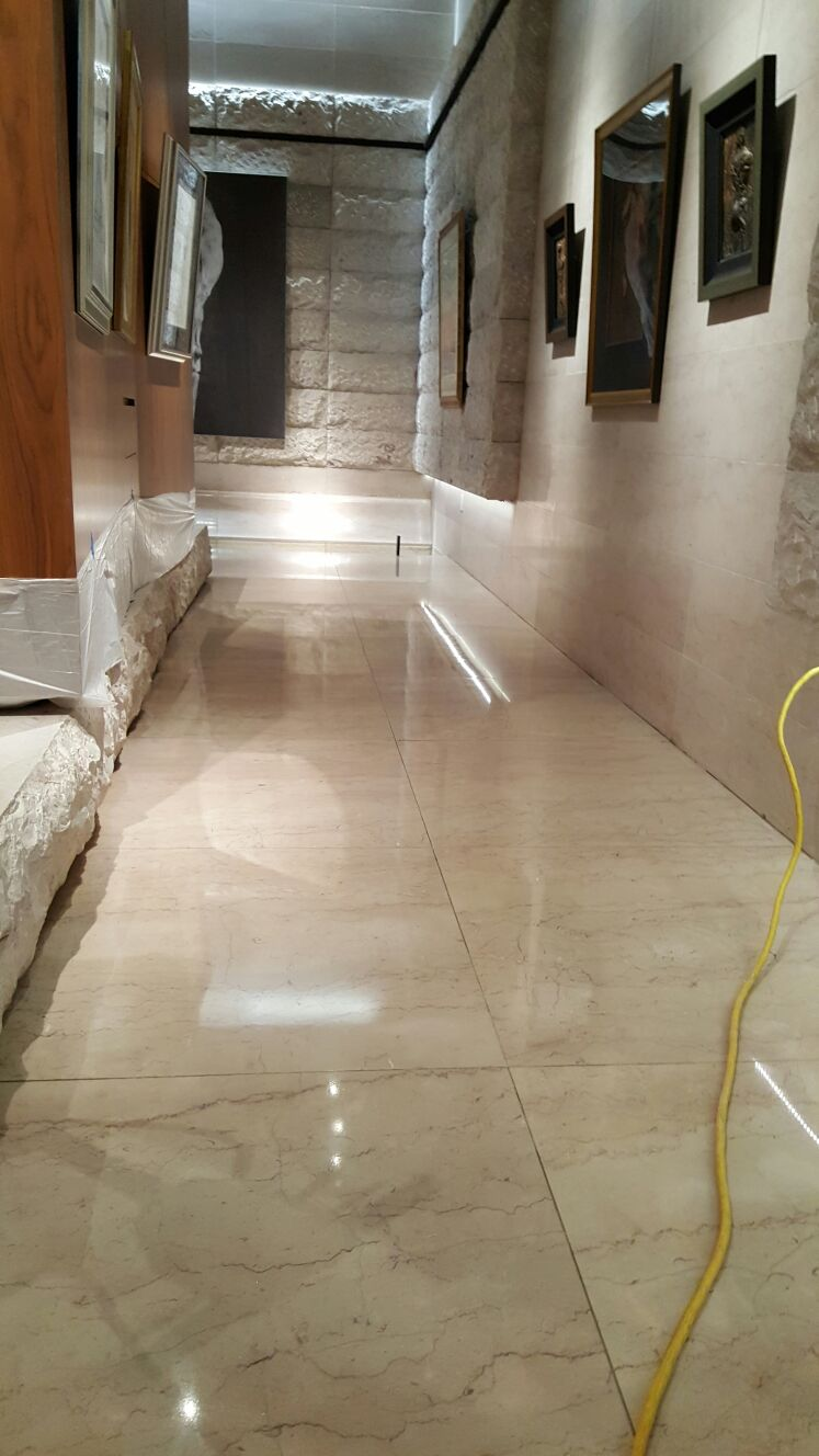 Silver State Floor Restoration - Boulder City, NV