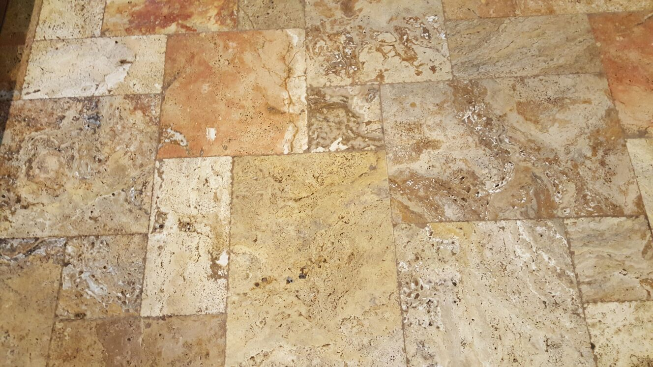 Travertine Polishing Las Vegas