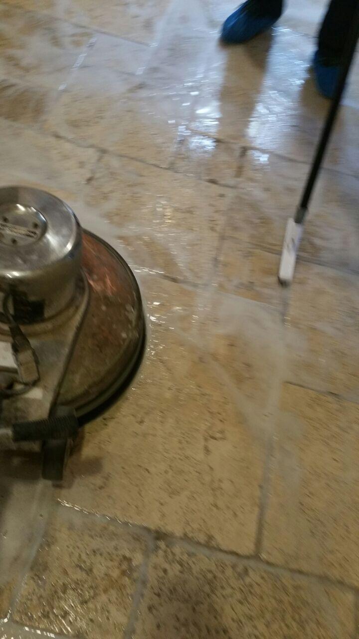 Hard Floor Restoring Las Vegas NV