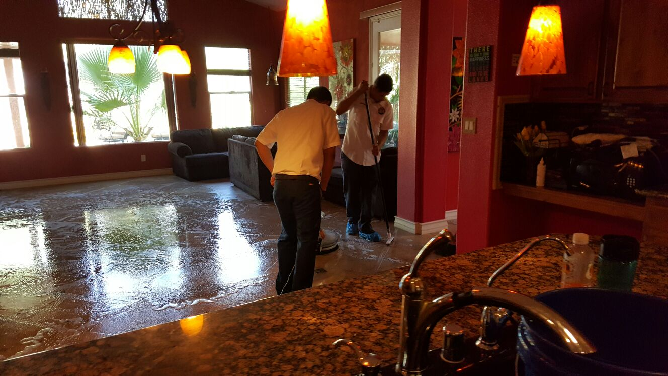 Ceramic Tile Sealing Las Vegas