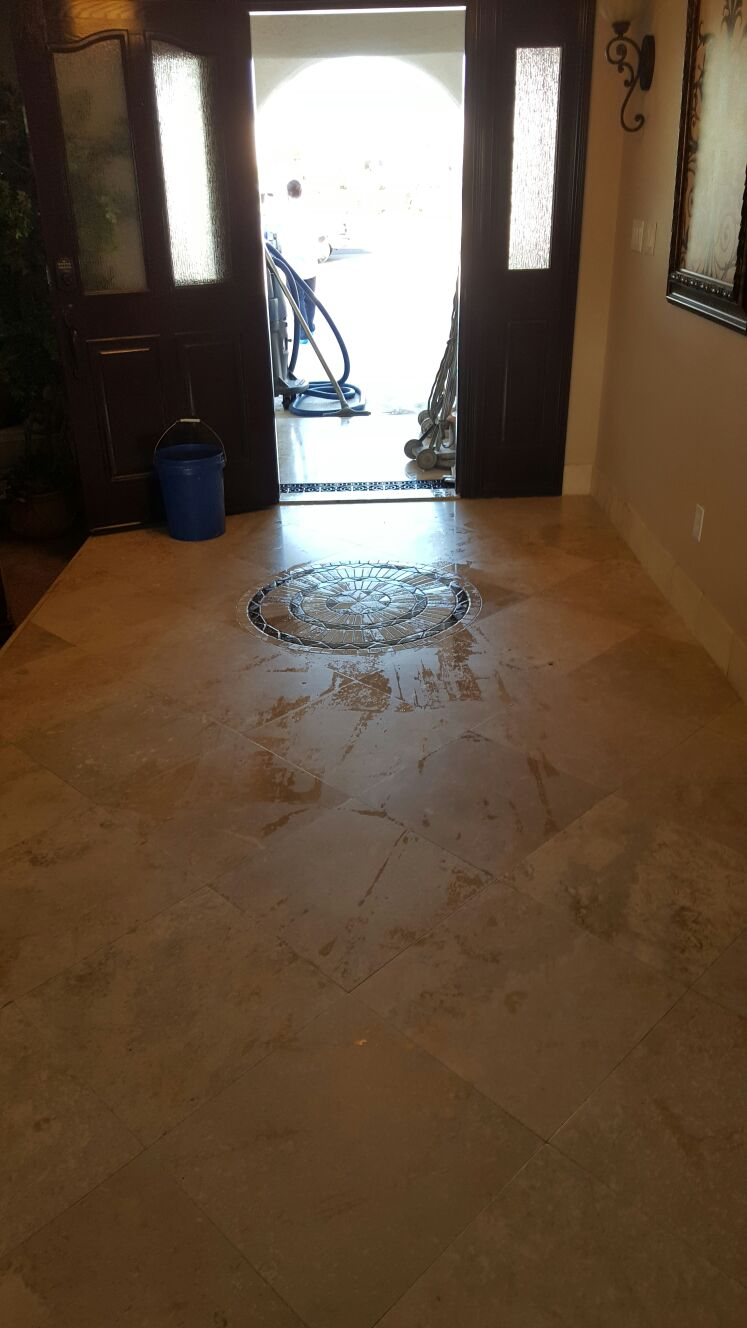 Ceramic Tile Polishing Las Vegas