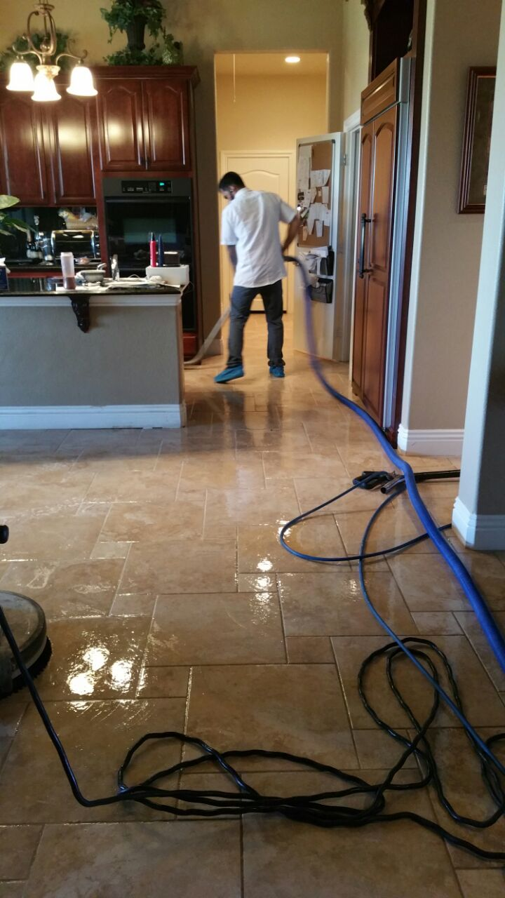 Flagstone Polishing Las Vegas