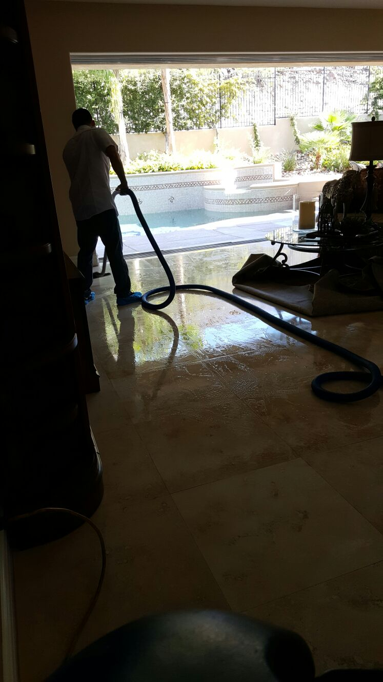 Kitchen Floor Cleaning Las Vegas