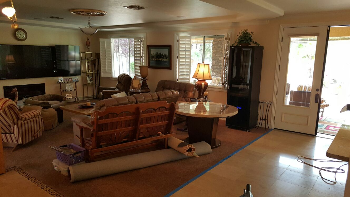 Silver State Floor Restoration - Sun City Summerlin, NV