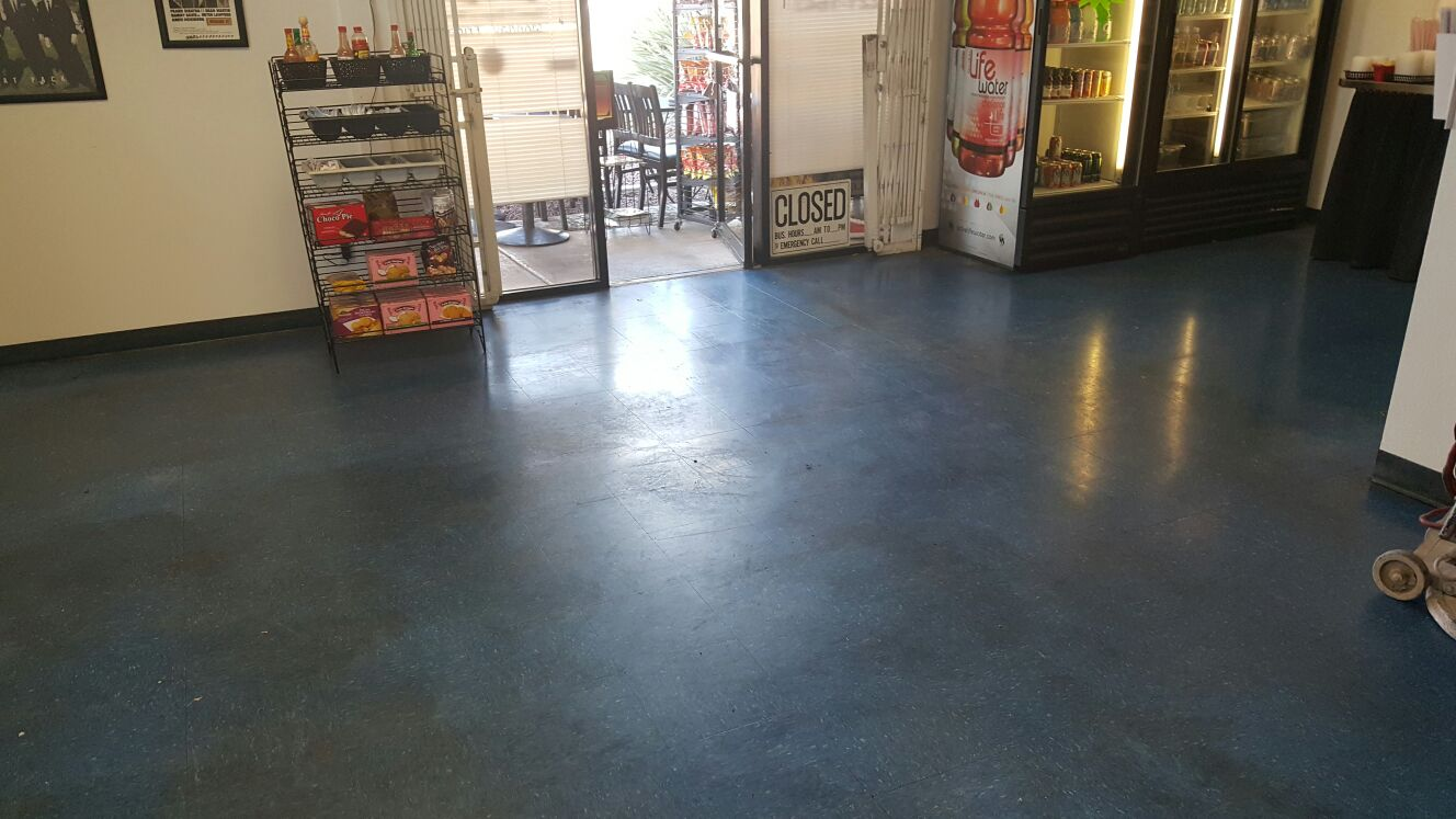 Silver State Floor Restoration - Green Valley South, NV