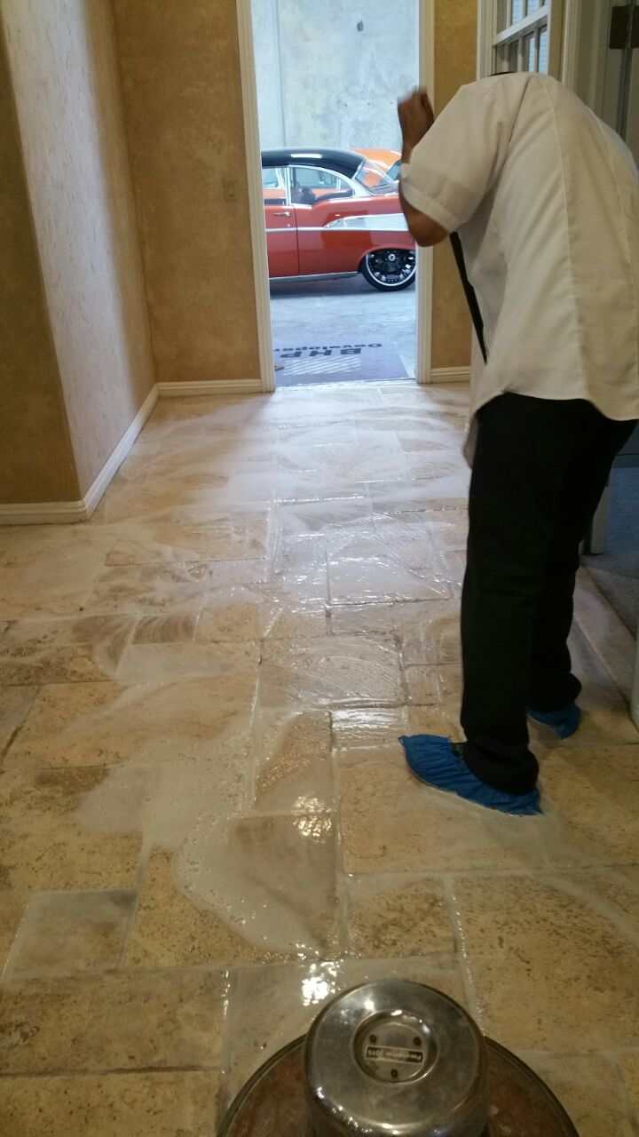 Pavers Polishing Las Vegas NV