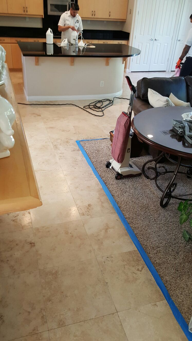 Silver State Floor Restoration - Clark County, NV