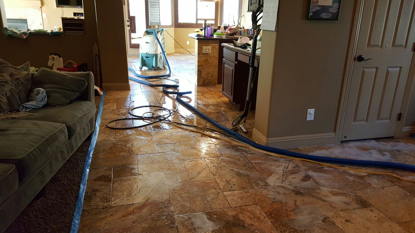 Porcelain Tile Restoration Las Vegas NV