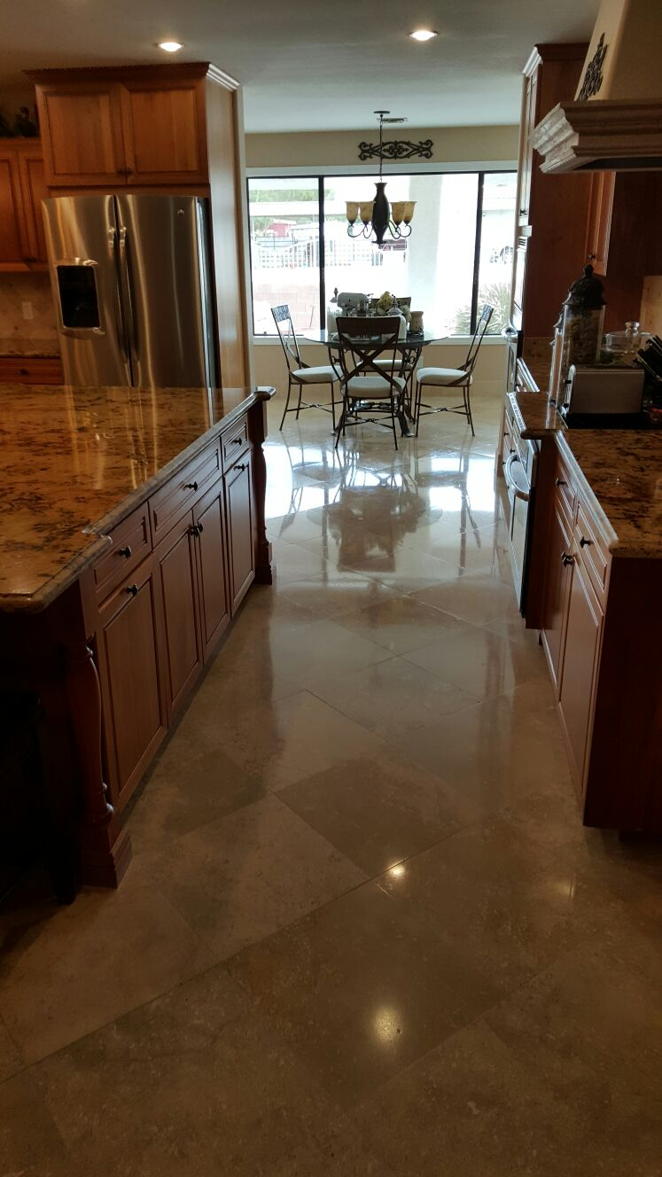 Natural Stone Sealing Las Vegas NV