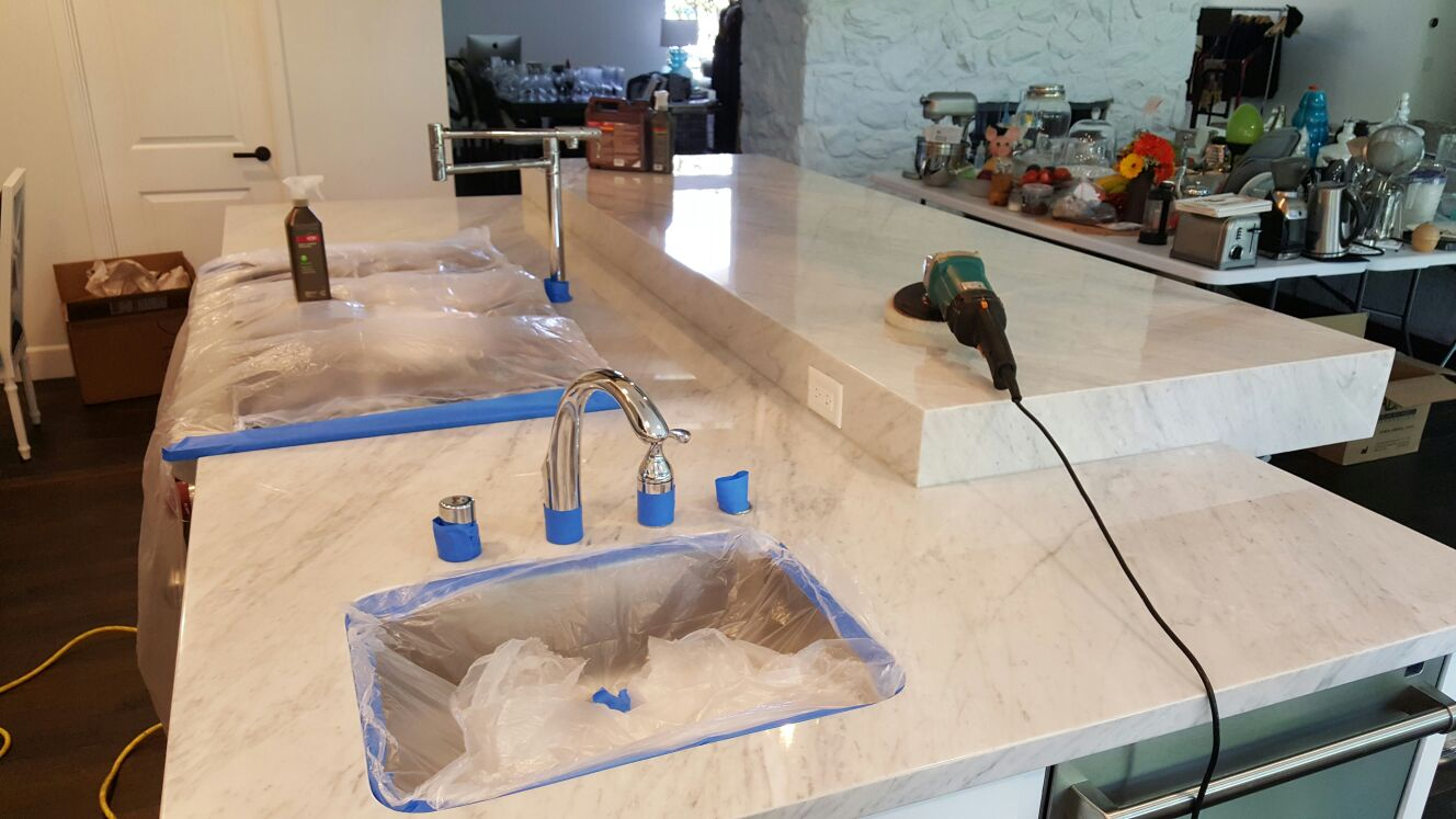 Natural Stone Polishing Las Vegas NV