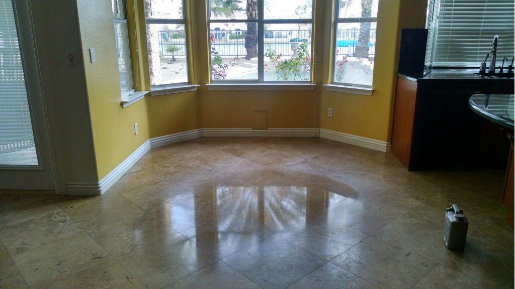 Porcelain Tile Refinishing